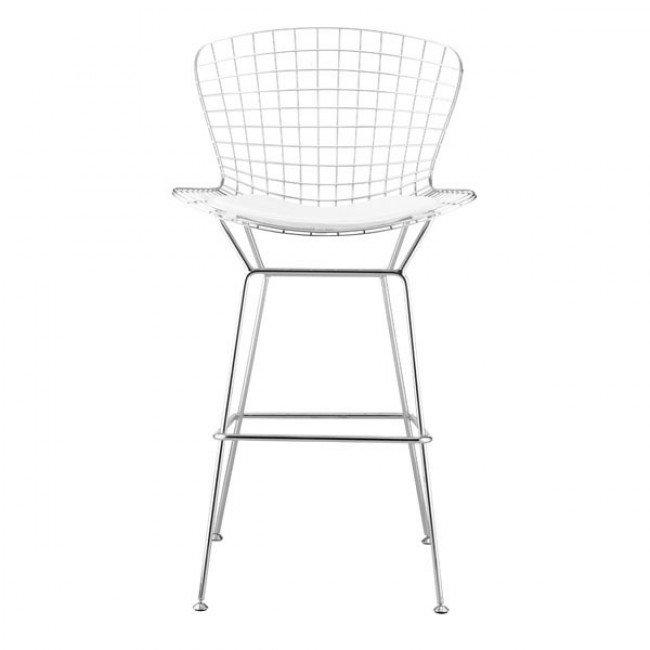 Bellmont Bertoia Wire Bar Chair Set Of 2
