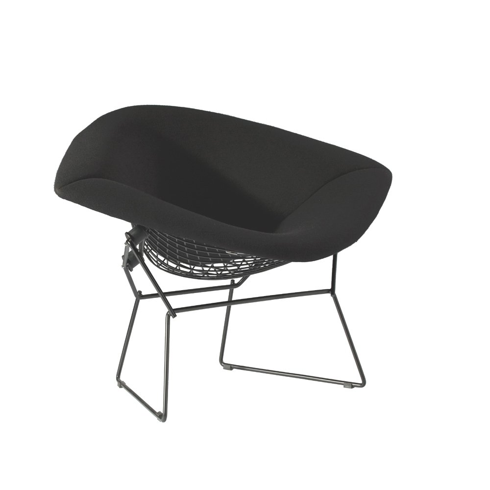 Bertoia Diamond Chair With Cover