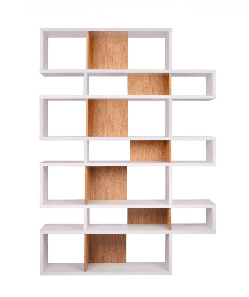 abbey 7 stack shelf