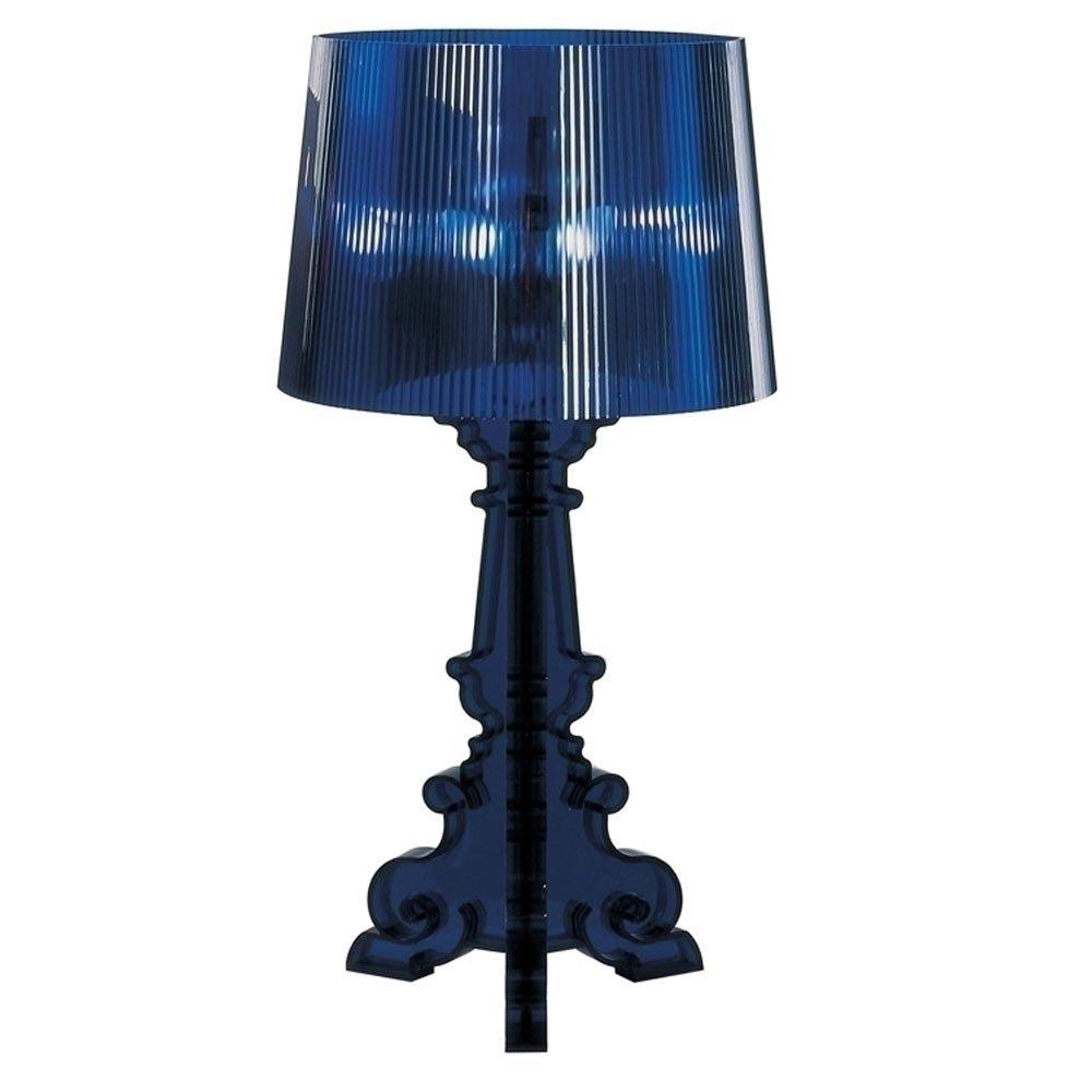 Camillus | Madeline Table Lamp - Blue Furniture-Lighting