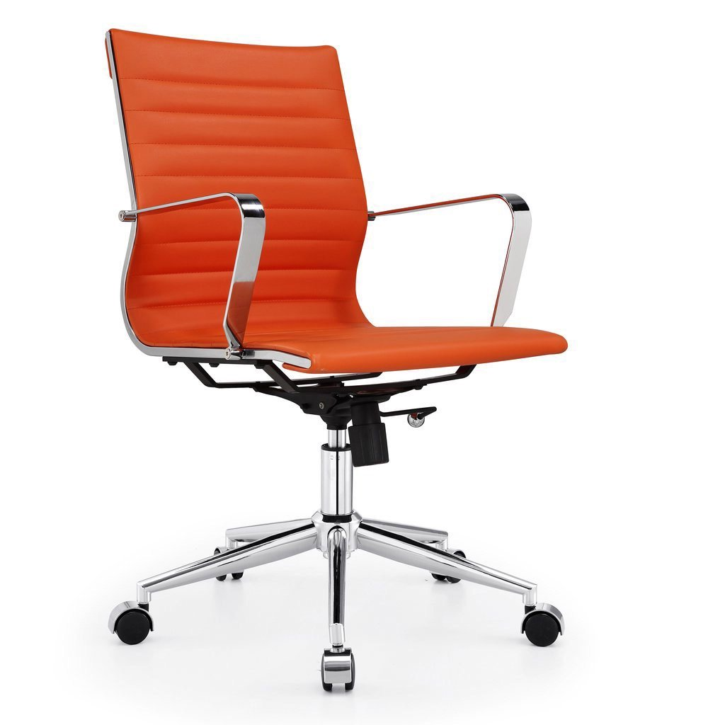 Picture of: Bowery Vegan Leather Office Chair Honormill Furniture