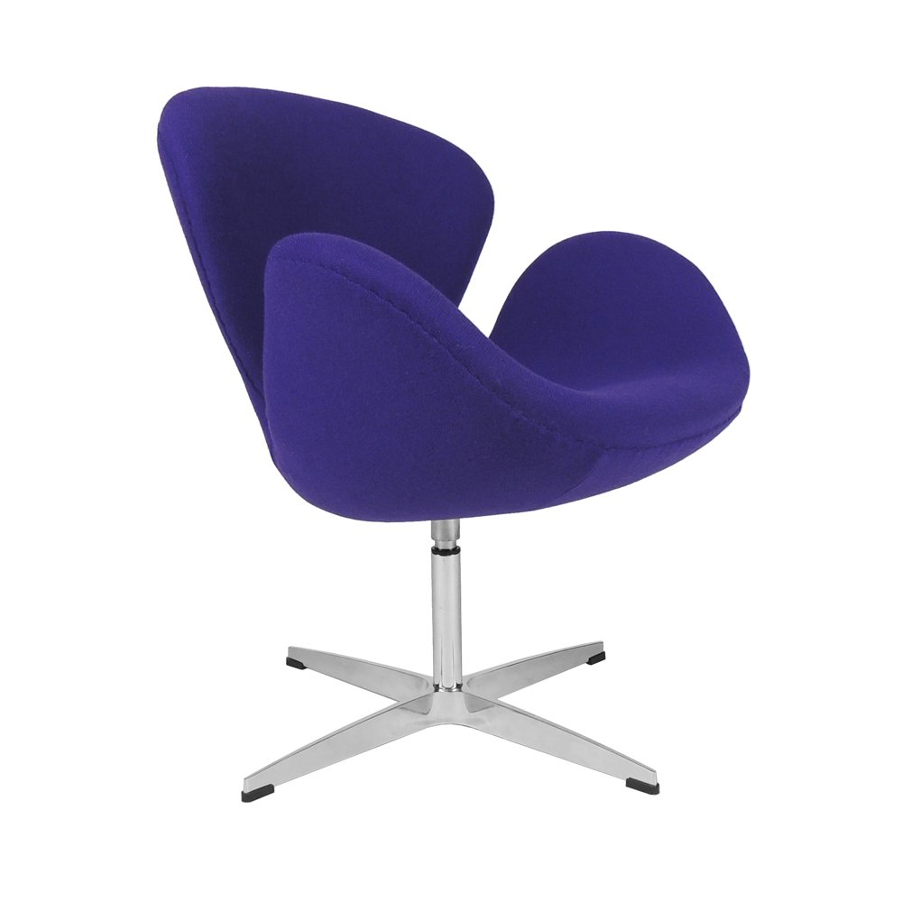 Angola | Jacobsen Swan Chair Furniture-Living Room-Chairs