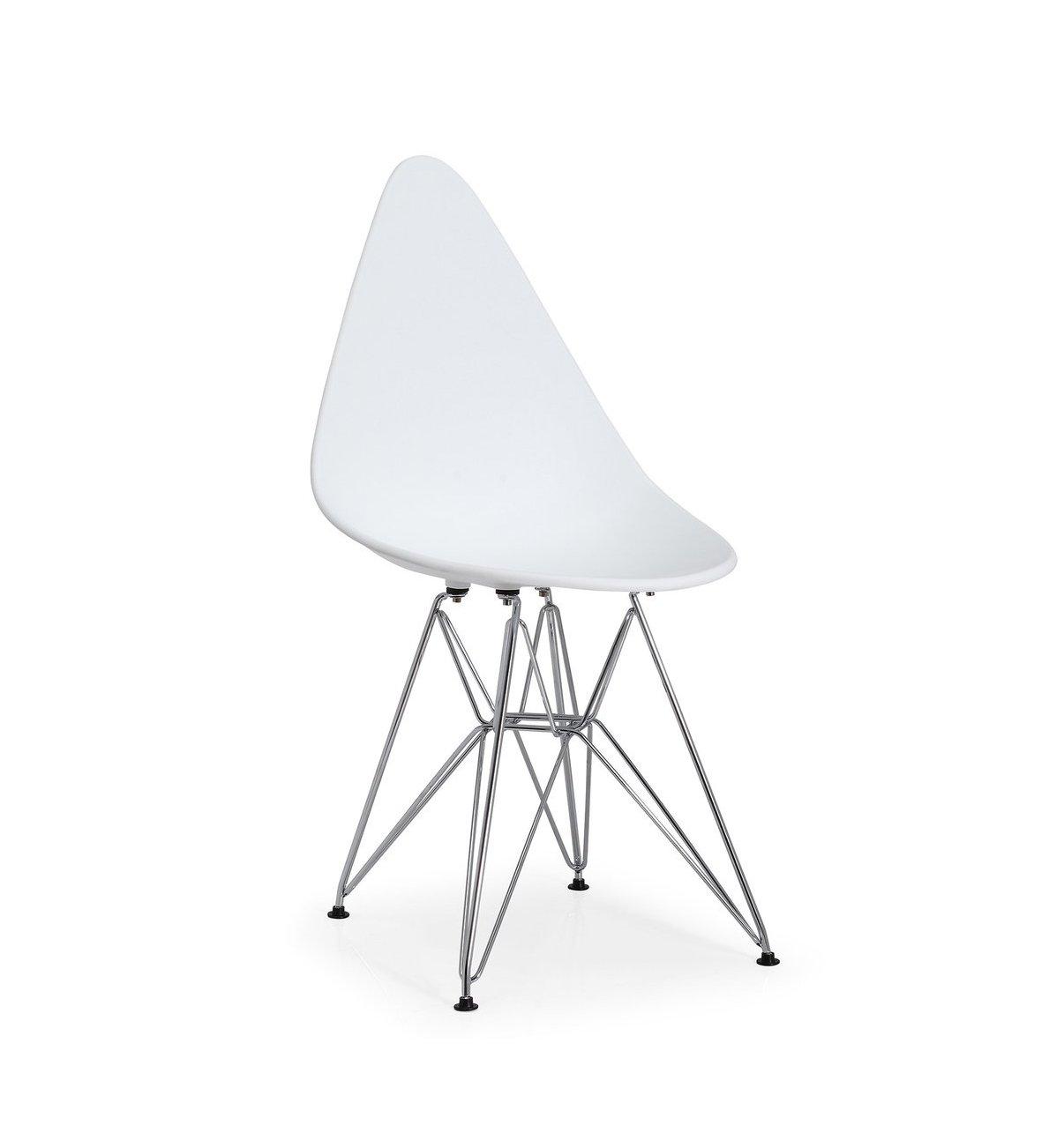 Marvelous Hudson Chair Set Eiffel Legs Creativecarmelina Interior Chair Design Creativecarmelinacom