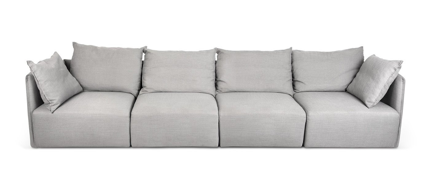 Lee 4-Seat Sofa   HONORMILL FURNITURE