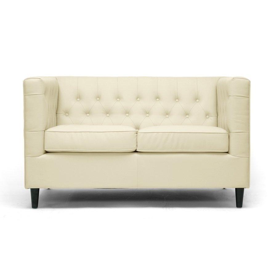Perth   Darrow Modern Leather Sofa Set