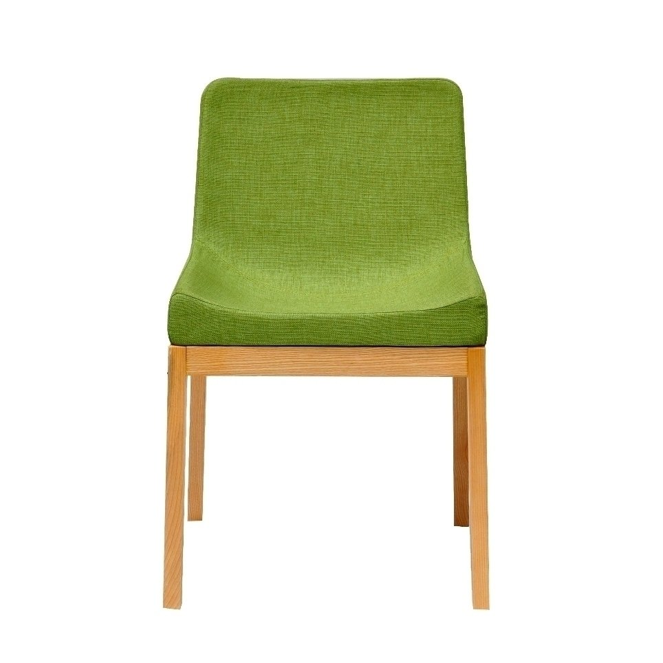 Quogue Soho Dining Chair Green