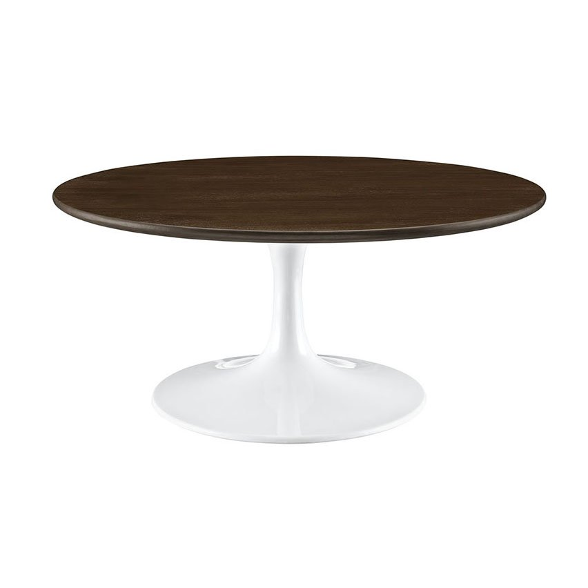 Exceptionnel ... Round Tulip Coffee Table Wood. 599. Saarinen 36