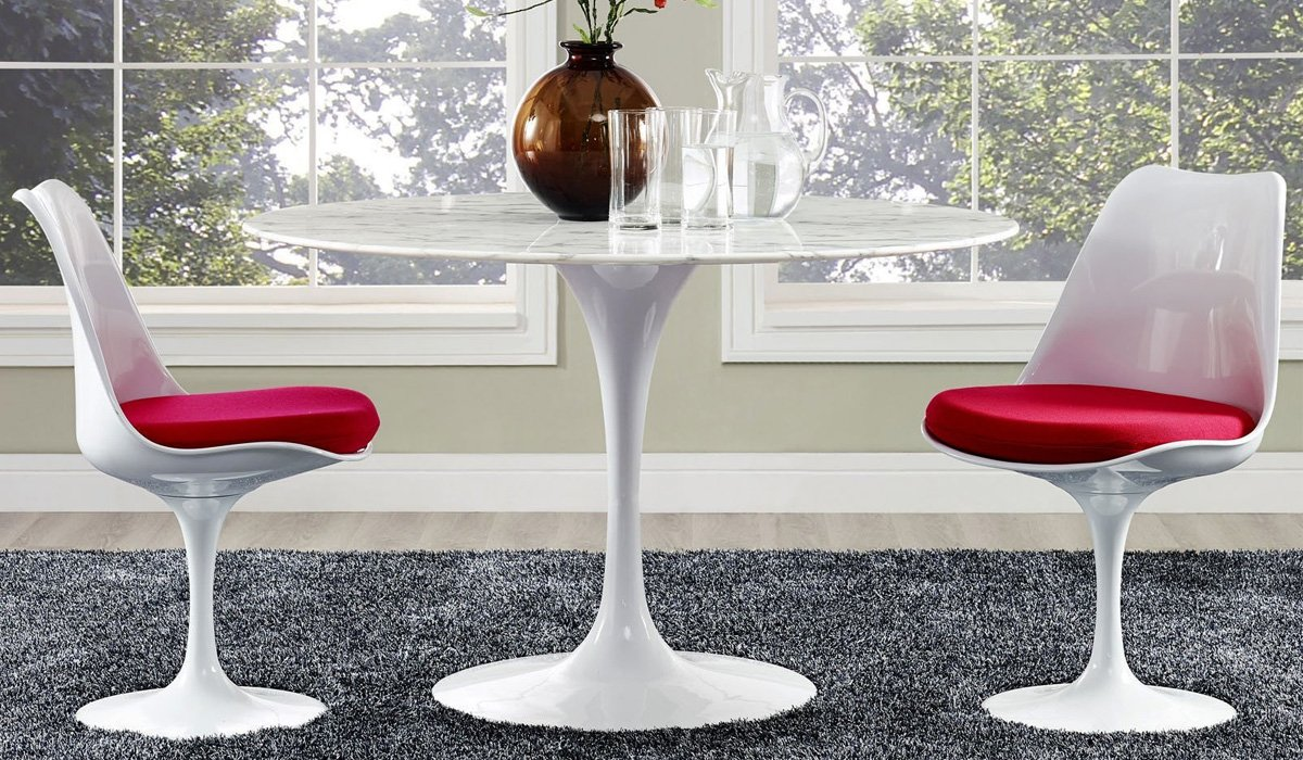 Tulip Table: The Timeless Appeal Of The Mid Century Modern Tulip Dining & Coffee Tables