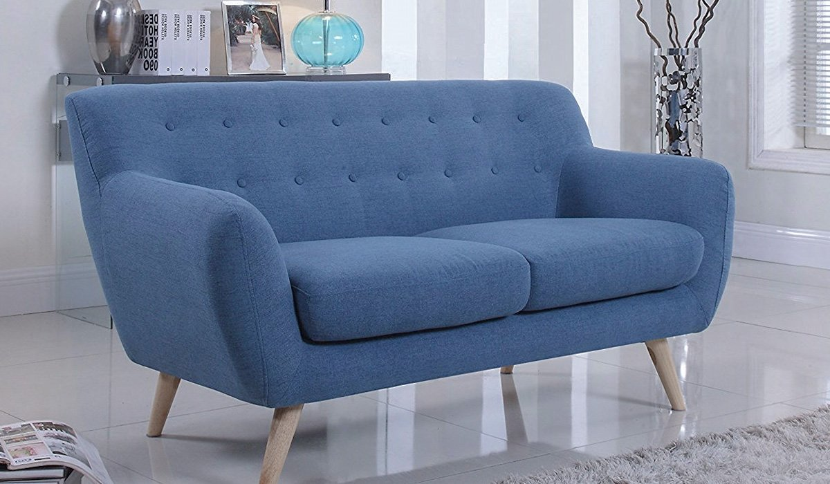 MCM Loveseats: Mid-Century Modern Living Room - HONORMILL Furniture