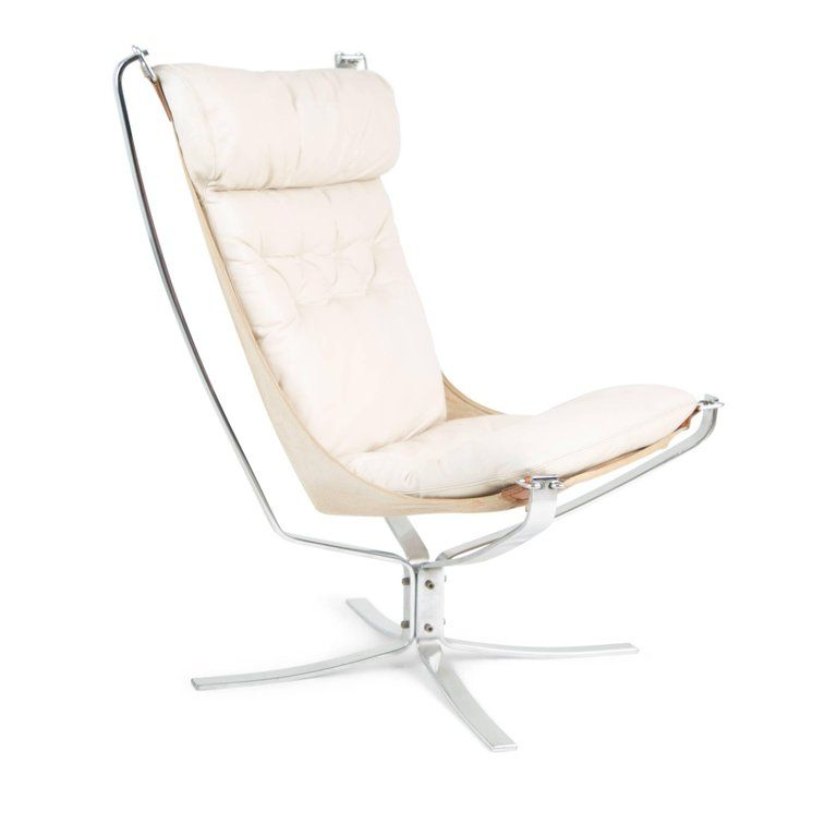 High Back Falcon Chair Furniture-Living Room-Lounge Chairs