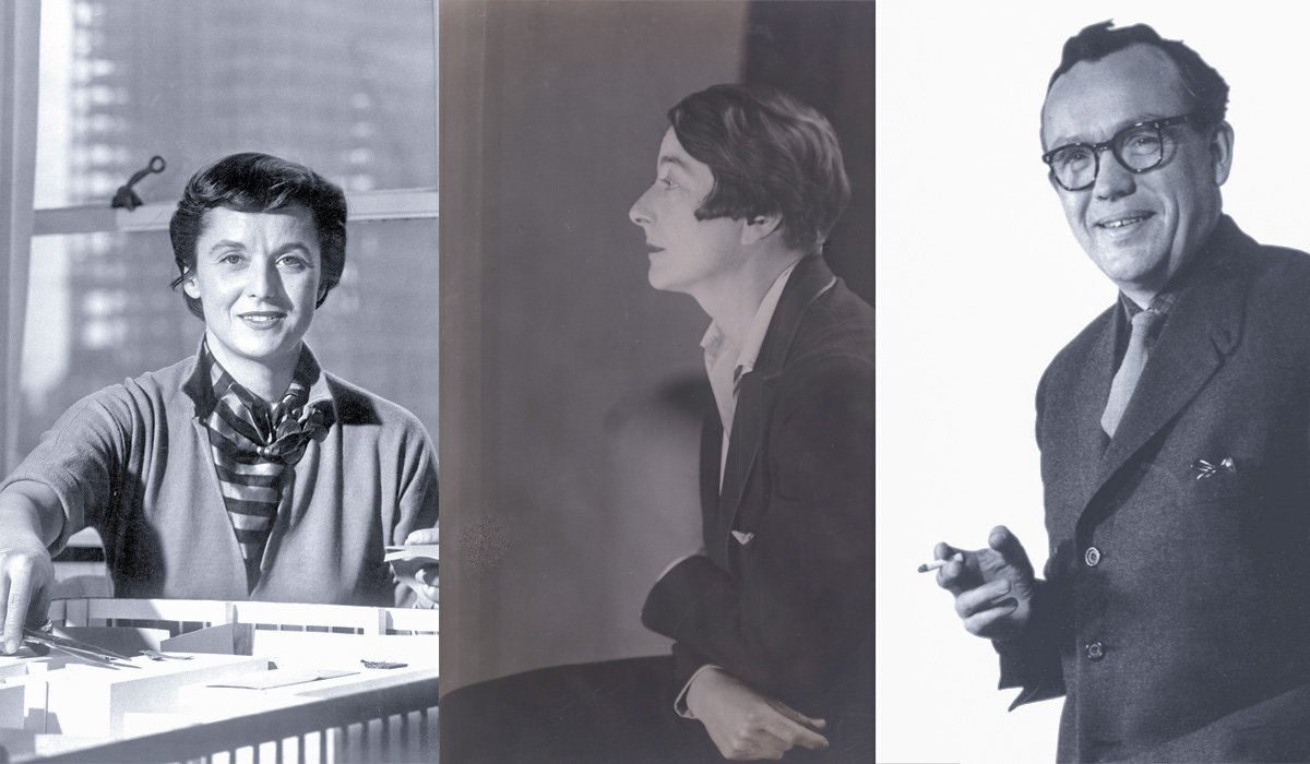 MCM Furniture Designers: Florence Knoll, Eileen Gray, Finn Juhl, Hans Wagner